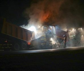 Возможны пробки: дорожники приступили к расширению трассы на выезде из Воронежа