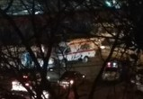 В Воронеже иномарка столкнулась со скорой, ехавшей на экстренный вызов