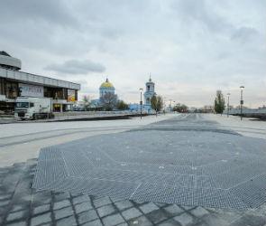 Смотровую площадку за Воронежским концертным залом хотят реконструировать