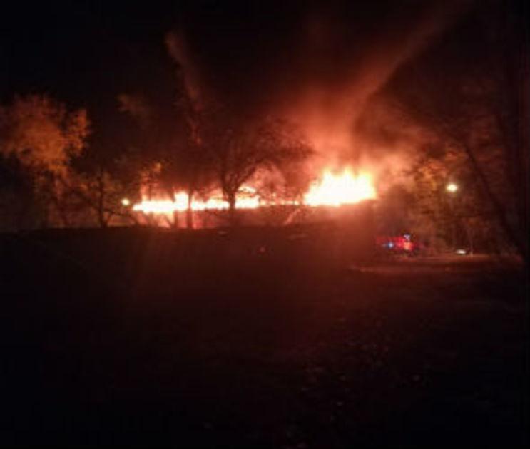 Семья с маленькими детьми погибла на пожаре в Воронежской области