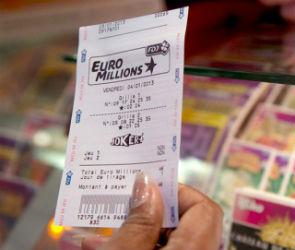 Самая большая Европейская лотерея теперь доступна в России