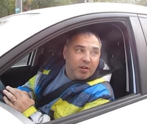 На видео попали разборки правозащитника и борца с автохамами в Воронеже