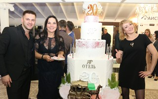 20-летие Яр Hotel & SPA