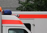 На трассе М-4 под Воронежем «шестерка» врезалась в «Фольксваген», погибли двое