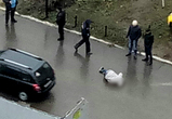 В Воронеже на улице Невского при странных обстоятельствах умер молодой мужчина