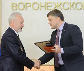 В Воронеже лучшие инженеры года получили награды областного правительства - фото