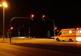 Водитель иномарки разбился насмерть, врезавшись в автобус под Воронежем