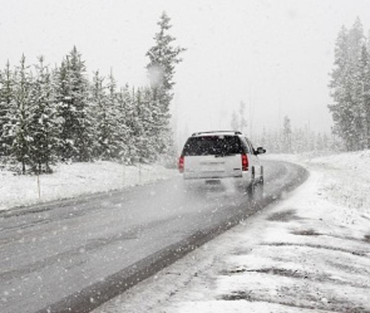 Воронежцев предупреждают о гололедице и снежных заносах