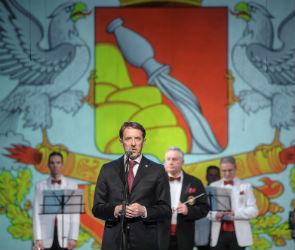 Губернатор Алексей Гордеев поблагодарил аграриев за их труд