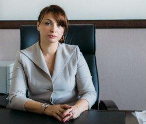 Галина Абричкина выступила в Санкт-Петербурге на неделе предпринимательства
