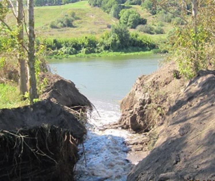Воронежцы хотят защитить озеро Круглое от посягательств новым статусом