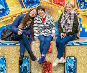 Воронежцы станут звёздами ТНТ на самом большом экране города