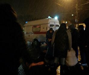 Сбитая на «Тельмана» жительница Воронежа до сих пор находится в реанимации