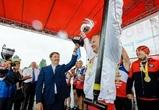 В Воронежской области продолжается масштабная работа по развитию спорта
