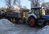 В Воронеже накажут УК, которые не борются со снегом, наледью и сосульками