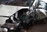В страшном тройном ДТП под Воронежем ранены два человека, погиб 26-летний юноша