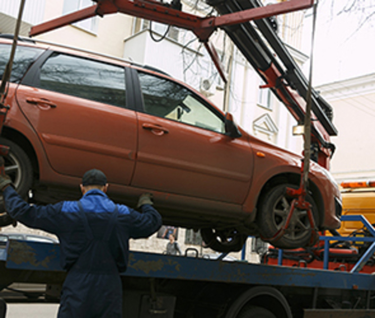 В Воронеже начал работать сервис поиска эвакуированных автомобилей