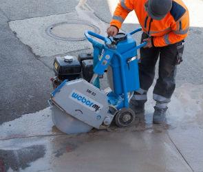 Зимой дорожники будут ремонтировать воронежские улицы литым асфальтобетоном