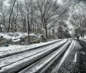 Синоптики пообещали воронежцам снег и мороз