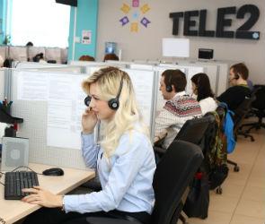 Более 90% абонентов Tele2 довольны качеством обслуживания в контактном центре