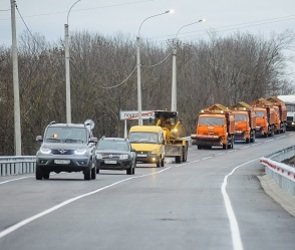 В Воронежской области открылась объездная дорога за 696 млн рублей