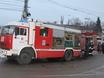 Пожар в подземном переходе в Воронеже 162739