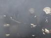 Пожар в подземном переходе в Воронеже 162741