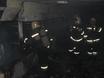 Пожар в подземном переходе в Воронеже 162745