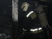 Пожар в подземном переходе в Воронеже 162748