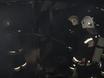 Пожар в подземном переходе в Воронеже 162750