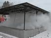 Пожар в подземном переходе в Воронеже 162751