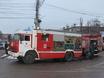 Пожар в подземном переходе в Воронеже 162759