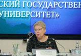 Министр образования  Ольга Васильева призналась в любви к Воронежу
