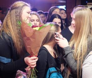 Встреча с участницами шоу «Пацанки» в Воронеже