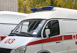 В Воронеже легковушка сбила пенсионерку: женщину отбросило в автобус
