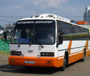 Задолжавшую миллион рублей алиментов женщину задержали в автобусе под Воронежем