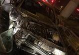 В ДТП на Ворошилова пострадали два воронежца, появились фото аварии
