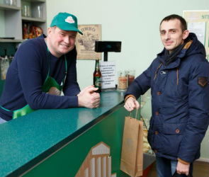 Почему горожане  делают селфи с директором Воронежского пивзавода