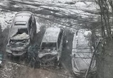 Полиция расследует массовые поджоги в Воронеже
