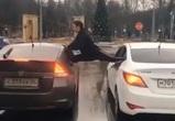 Воронежец, повторивший «смертельный трюк» Ван Дамма, попал на видео