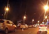 В Воронеже на Северном мосту 11 автомобилей устроили пять крупных аварий - видео