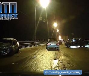 Последствия смертельного ДТП на трассе «Курск-Воронеж» попали на видео