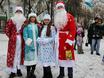 Парад Дедов Морозов и Снегурочек 2018 163154