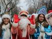 Парад Дедов Морозов и Снегурочек 2018 163161