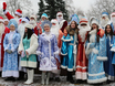 Парад Дедов Морозов и Снегурочек 2018 163169
