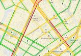 Метель спровоцировала пробки и мелкие аварии на дорогах Воронежа