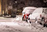 В Воронеже ночью снег убирали 202 машины, вывезя 2,3 тысячи кубометров снега