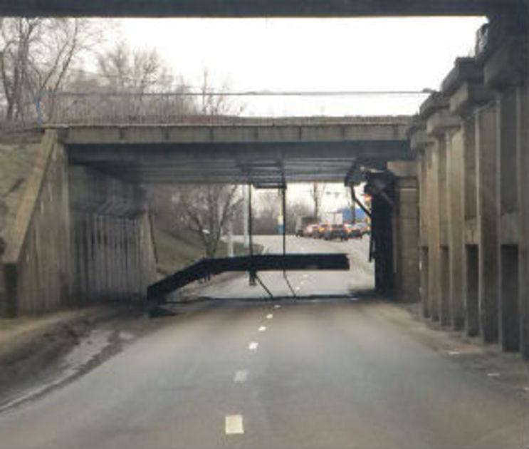 В Воронеже перекроют улицу Землячки из-за ремонта обрушившегося моста