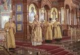 Воронежцев приглашают на рождественское богослужение в Благовещенский собор