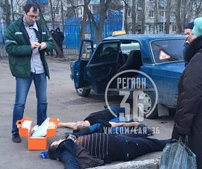 В Воронеже в такси внезапно умер пассажир